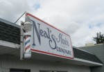 Neal's Hair Company is located on Mohawk Blvd.