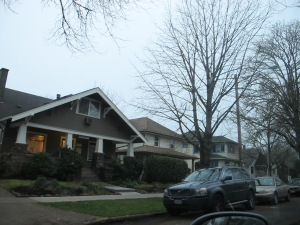 Neighborhood home in Downtown area