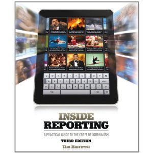 Our trusty Reporting 1 textbook