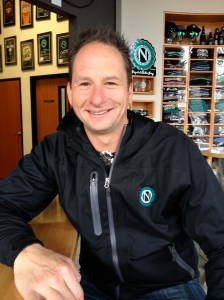 Ninkasi owner and partner, Jamie Floyd.