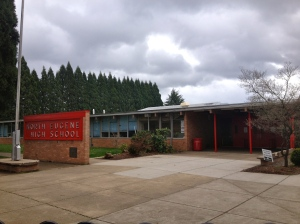 North Eugene High School is one of the city of Eugene's five public high schools