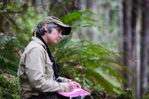 Janice Reid - US Forestry Service Biologist